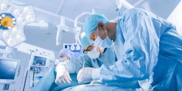 Fysieke belasting van de operatieassistent